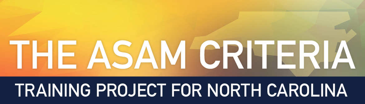 ASAM Training Project NC